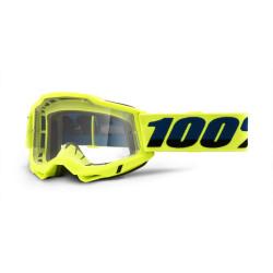 GAFAS 100% ACCURI 2 AMARILLO / TRANSPARENTE