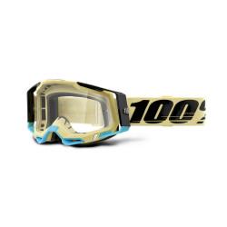 GAFAS 100% RACECRAFT 2 AIRBLAST/TRANSPARENTE