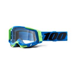 GAFAS 100% RACECRAFT 2 FREMONT/TRANSPARENTE