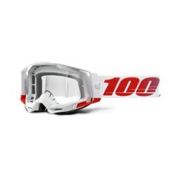 GAFAS 100% RACECRAFT 2 ST-KITH/TRANSPARENTE