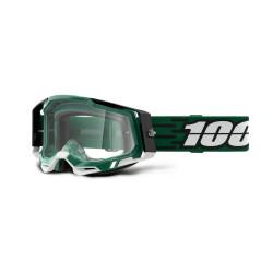 GAFAS 100% RACECRAFT 2 MILORI/TRANSPARENTE