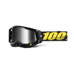 GAFAS 100% RACECRAFT 2 ARBIS/PLATA ESPEJO